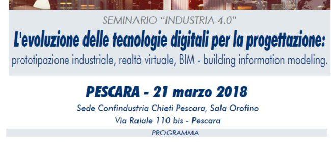 """SEMINARIO """"INDUSTRIA 4.0"""""""